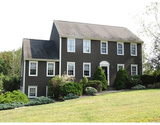Maison unifamiliale pour l Vente à 88 McClellan Road 88 McClellan Road Sutton, Massachusetts 01590 États-Unis