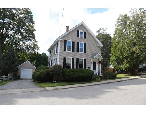 独户住宅 为 销售 在 15 Essex Street Amesbury, 01913 美国