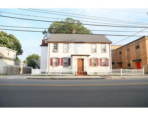 Multi-Family Home for Sale at 252 Essex Street Lynn, Massachusetts 01902 United States