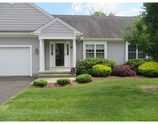 Condominium for Sale at 71 Shadowbrook Estates South Hadley, Massachusetts 01075 United States