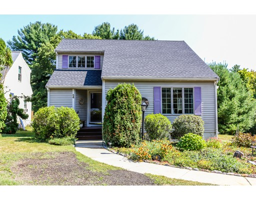 Single Family Home for Sale at 34 Andrews Farm Road Boxford, Massachusetts 01921 United States