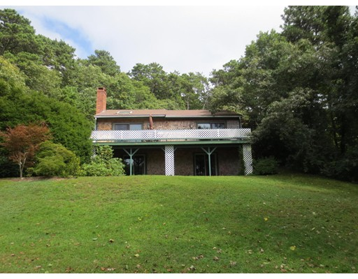 Single Family Home for Sale at 168 South Pond Brewster, Massachusetts 02631 United States