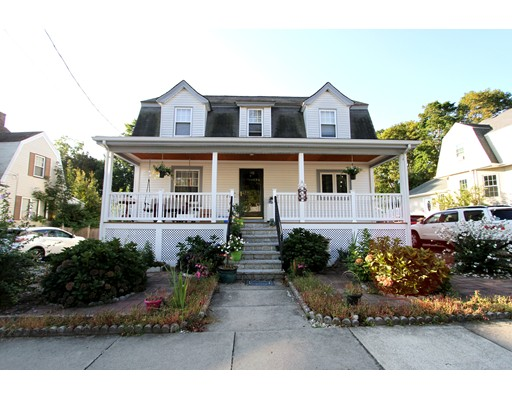 Single Family Home for Sale at 24 Robinson Avenue Braintree, Massachusetts 02184 United States
