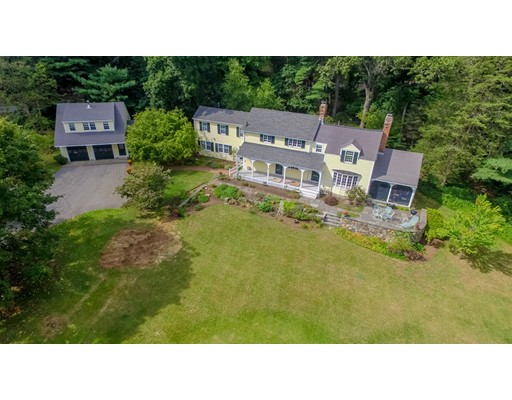 Single Family Home for Sale at 161 River Road Carlisle, Massachusetts 01741 United States