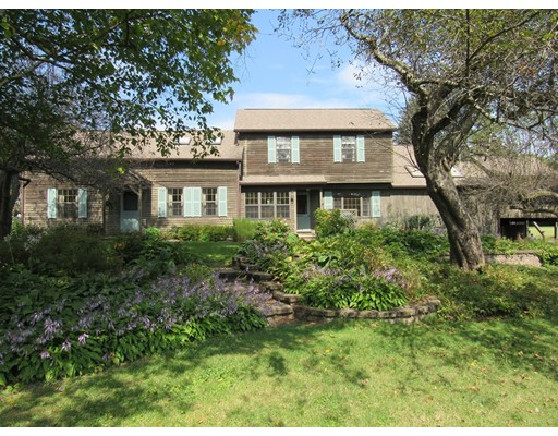 Single Family Home for Sale at 128 Main Street Hatfield, Massachusetts 01038 United States