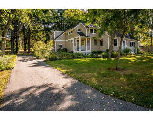 Single Family Home for Sale at 1 Clark Road Bedford, Massachusetts 01730 United States
