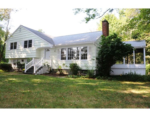 Single Family Home for Sale at 337 CHESTNUT STREET Ashland, Massachusetts 01721 United States