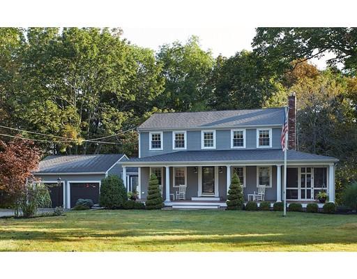 Single Family Home for Sale at 364 Beechwood Street Cohasset, Massachusetts 02025 United States