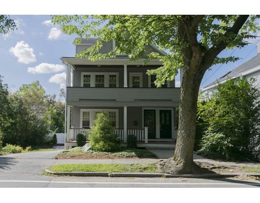 Condominio por un Venta en 118 Lowell St #118 118 Lowell St #118 Arlington, Massachusetts 02474 Estados Unidos