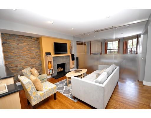 Single Family Home for Rent at 396 Beacon Street Boston, Massachusetts 02116 United States