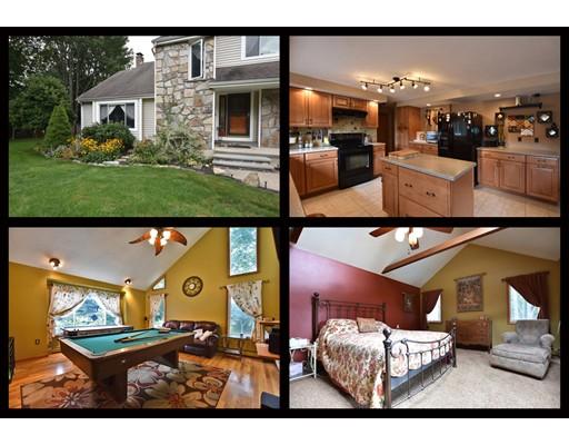 独户住宅 为 销售 在 18 Liberty Hill Drive 18 Liberty Hill Drive Blackstone, 马萨诸塞州 01504 美国