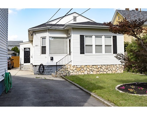 Single Family Home for Sale at 204 George Street Fall River, Massachusetts 02720 United States
