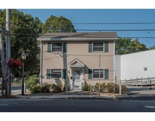 多户住宅 为 销售 在 13 Elm Park 13 Elm Park Groveland, 马萨诸塞州 01834 美国
