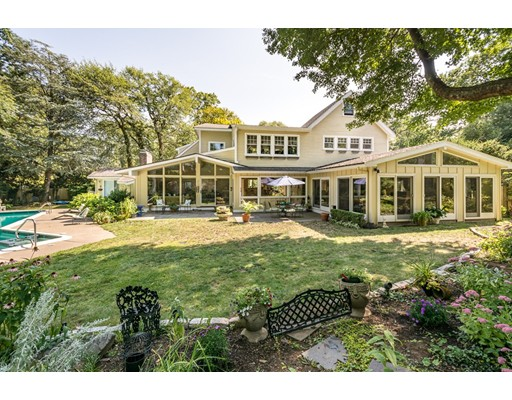 Single Family Home for Sale at 135 Linden Drive Cohasset, Massachusetts 02025 United States