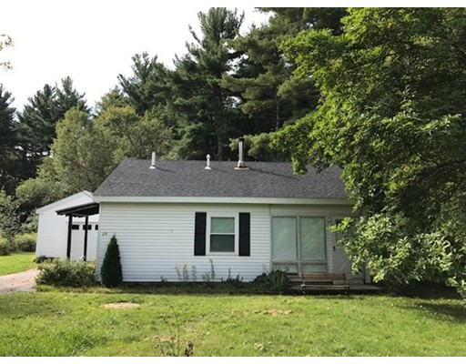 Single Family Home for Rent at 29 PEARL STREET Upton, Massachusetts 01568 United States