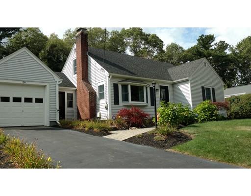独户住宅 为 销售 在 24 Grant Avenue 沃波尔, 02032 美国