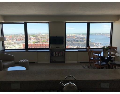 独户住宅 为 出租 在 85 East India Row 波士顿, 马萨诸塞州 02110 美国