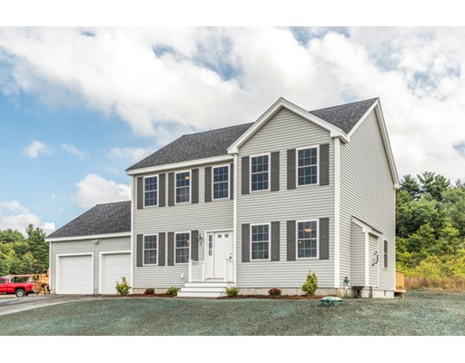 Single Family Home for Sale at 1 Olivia Way Groton, Massachusetts 01471 United States