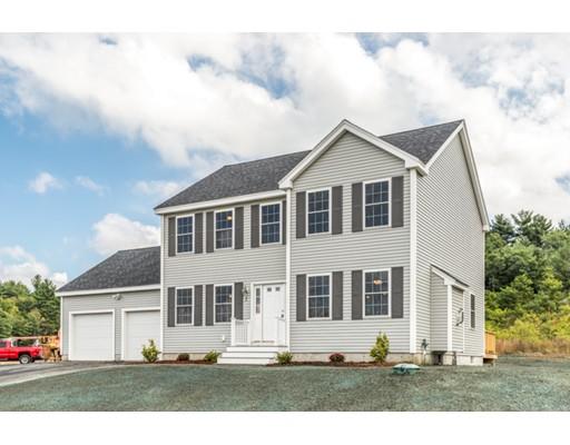 Maison unifamiliale pour l Vente à 1 Olivia Way 1 Olivia Way Groton, Massachusetts 01450 États-Unis