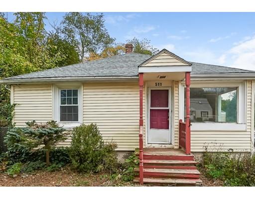 Single Family Home for Sale at 511 Pulaski Blvd Bellingham, Massachusetts 02019 United States