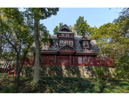 Single Family Home for Sale at 24 Irving Street Arlington, Massachusetts 02476 United States