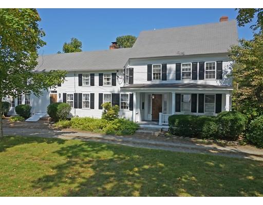 独户住宅 为 销售 在 40 Prescott Street 40 Prescott Street 佩波勒尔, 马萨诸塞州 01463 美国