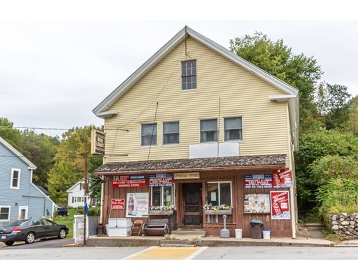 Multi-Family Home for Sale at 21 Main Street 21 Main Street Royalston, Massachusetts 01368 United States