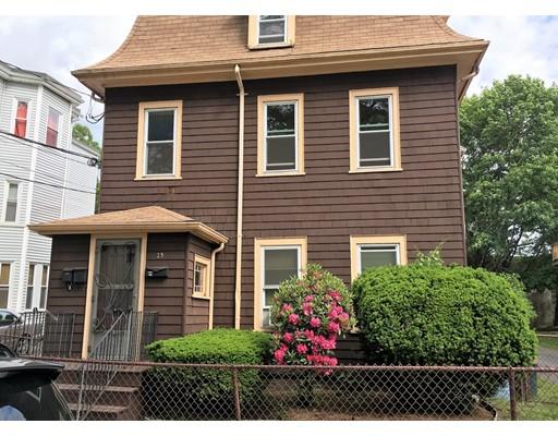 多户住宅 为 销售 在 23 Pierce Street 波士顿, 马萨诸塞州 02136 美国