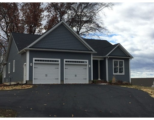 Single Family Home for Sale at 170 Canterbury Circle East Longmeadow, Massachusetts 01028 United States