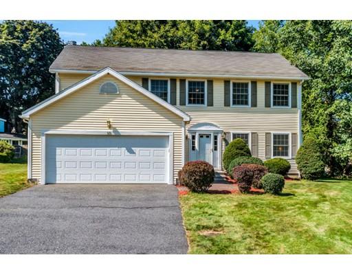 Nhà ở một gia đình vì Bán tại 10 Reni Lane Framingham, Massachusetts 01701 Hoa Kỳ