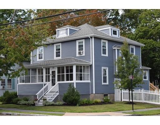 Single Family Home for Rent at 128 Pleasant Street Milton, Massachusetts 02186 United States