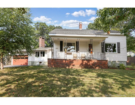 Single Family Home for Sale at 630 Hildreth Street Dracut, Massachusetts 01826 United States