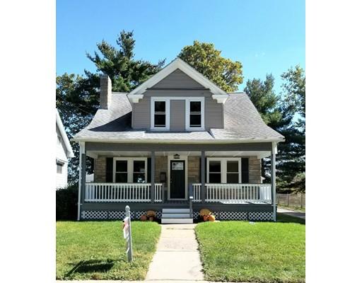 Single Family Home for Sale at 56 Francis Avenue Holyoke, Massachusetts 01040 United States