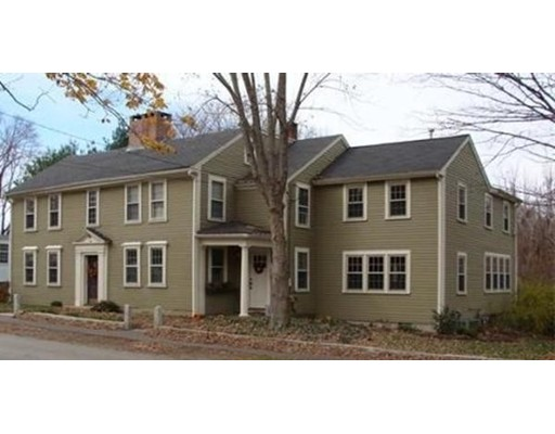 Single Family Home for Rent at 237 South Street Hingham, 02043 United States