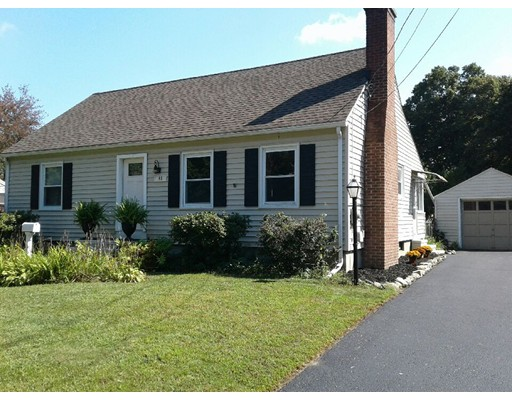 Single Family Home for Sale at 5 Donamor Lane East Longmeadow, Massachusetts 01028 United States