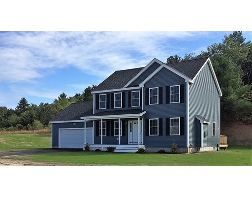 Single Family Home for Sale at 3 Olivia Way Groton, Massachusetts 01471 United States