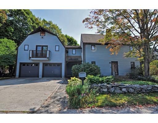 独户住宅 为 销售 在 1 Cherry Street 1 Cherry Street Mansfield, 马萨诸塞州 02048 美国