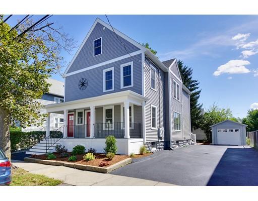 Condominio por un Venta en 61 Amsden Street #2 61 Amsden Street #2 Arlington, Massachusetts 02474 Estados Unidos