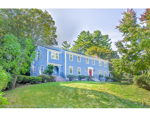 Single Family Home for Sale at 14 Pine Hill Road Southborough, Massachusetts 01772 United States