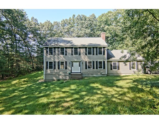 Single Family Home for Sale at 24 Line Road 24 Line Road Westford, Massachusetts 01886 United States