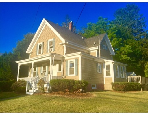 Single Family Home for Sale at 176 Bedford Street Bridgewater, Massachusetts 02324 United States