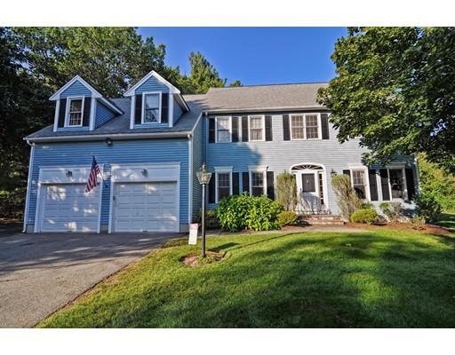 Maison unifamiliale pour l Vente à 490 Commonwealth Road 490 Commonwealth Road Natick, Massachusetts 01760 États-Unis