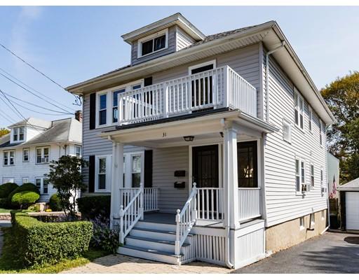 Condominium for Sale at 31 Kahler Avenue Milton, 02186 United States