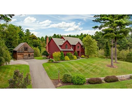 Single Family Home for Sale at 7 Goss Pond Road 7 Goss Pond Road Upton, Massachusetts 01568 United States