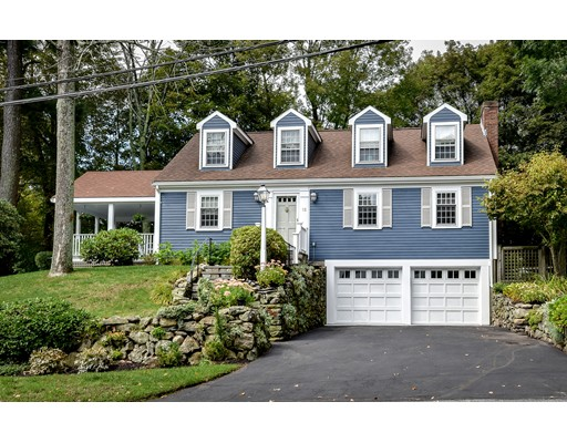 Single Family Home for Sale at 12 Northgate Road Wellesley, Massachusetts 02481 United States