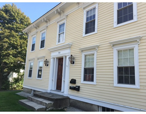 Single Family Home for Rent at 730 Main Street Shrewsbury, Massachusetts 01545 United States