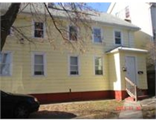 Single Family Home for Rent at 122 Julian St Rear Providence, Rhode Island 02909 United States
