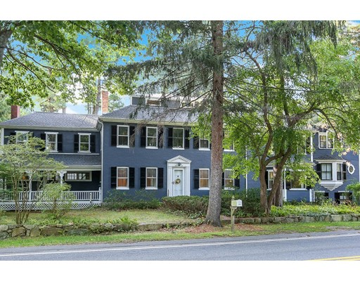 Single Family Home for Sale at 204 Larch Row Wenham, Massachusetts 01984 United States