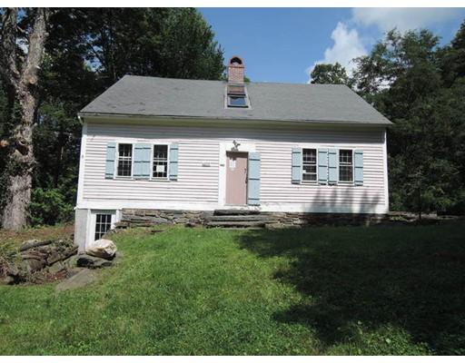 Single Family Home for Sale at 162 Nash Road Cummington, Massachusetts 01026 United States