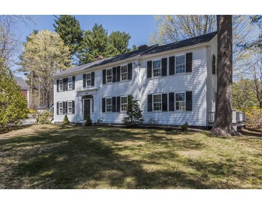 Casa Unifamiliar por un Venta en 20 Fruit Street Hopkinton, Massachusetts 01748 Estados Unidos